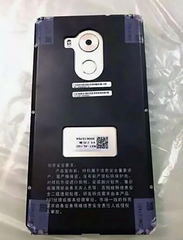 Camera Huawei Mate 8