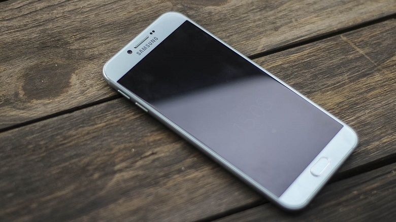 Trên tay Samsung Galaxy A8 2016 1