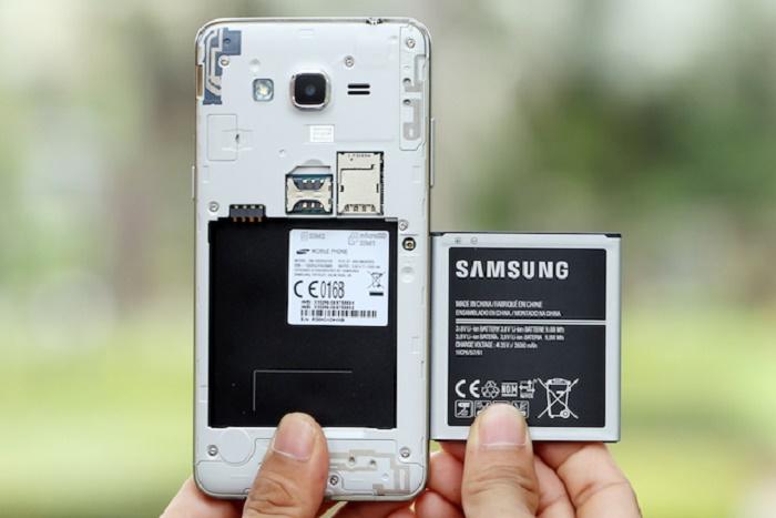 Cấu hình Samsung Galaxy J2 Prime