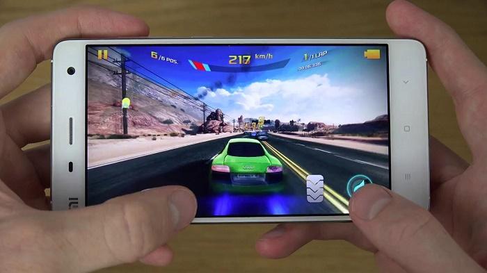 Top 4 smartphone RAM 2-3GB 3