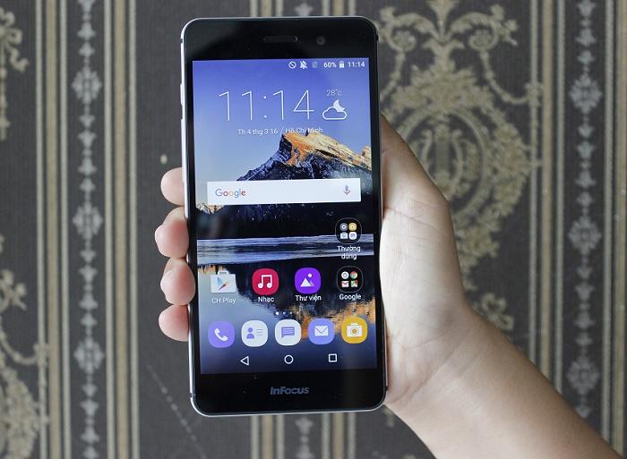 Top 4 smartphone RAM 2-3GB