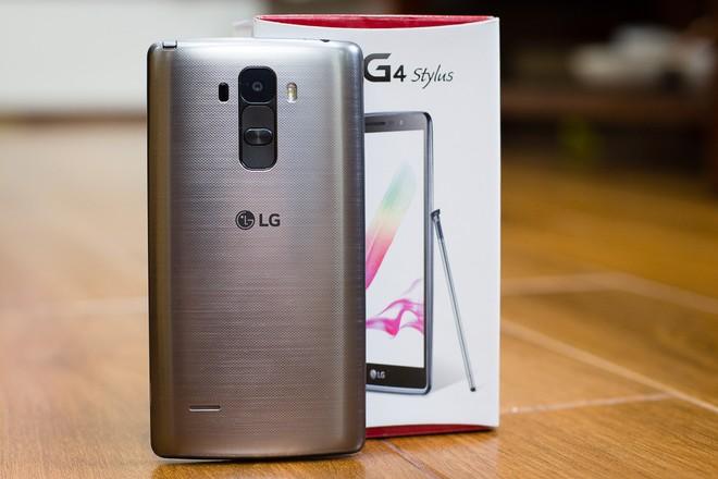 Mở hộp LG G4 Stylus