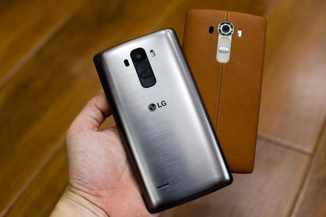 Mặt lưng LG G4 Stylus
