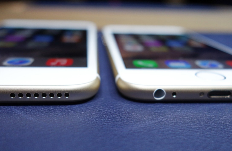 iphone 6 tai nghe