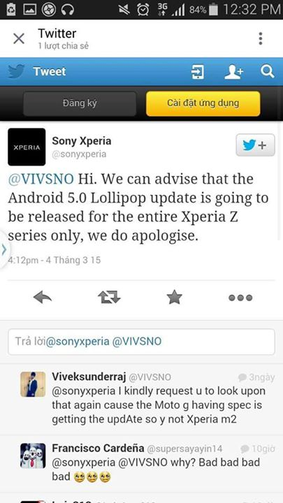 sony android 5