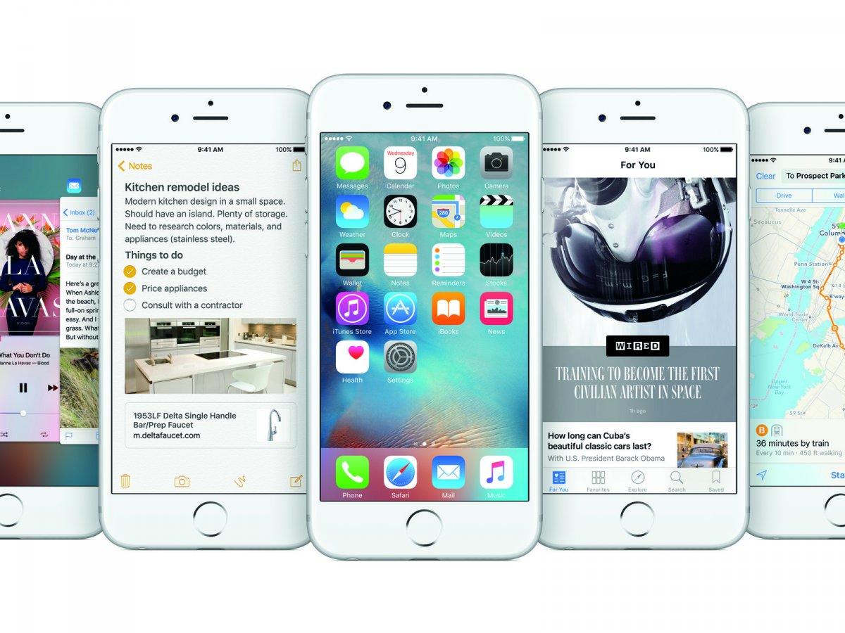 sản phẩm Apple trong năm 2016 2