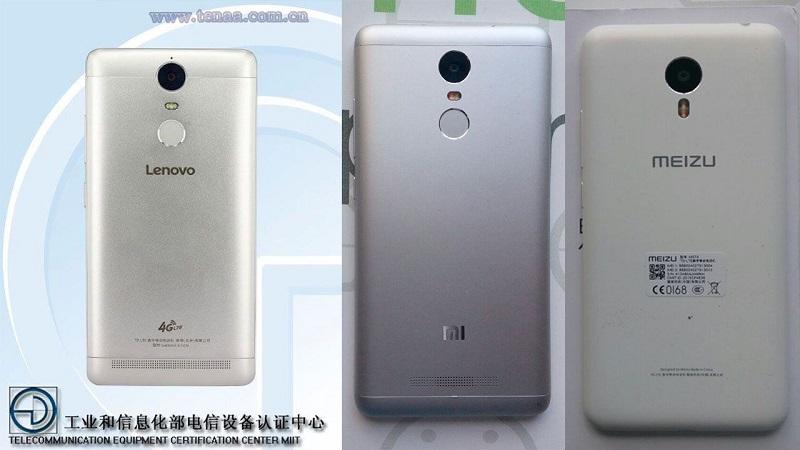 Lenovo K5 Note trình làng có giá 4 triệu - 108964