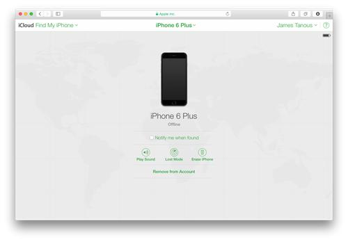 tim iphone