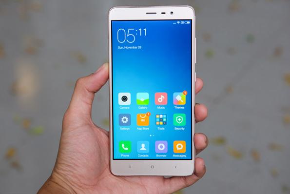Mua Xiaomi Redmi Note 3?