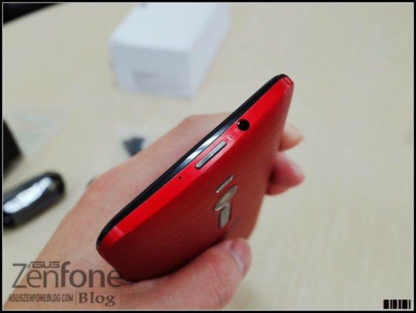 Asus Zenfone 2 bản màu đỏ 5