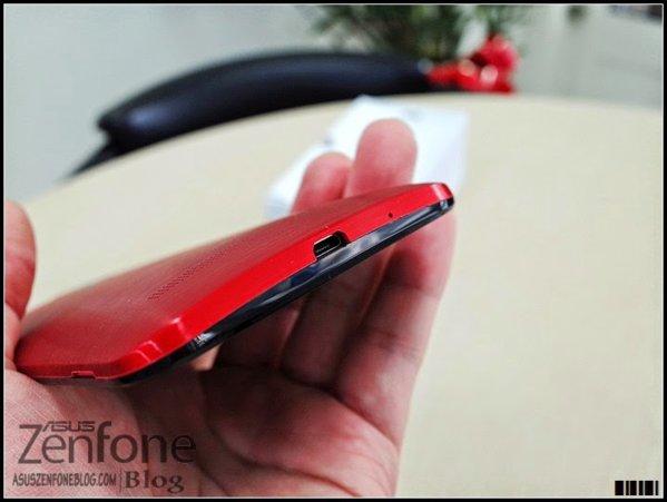 Asus Zenfone 2 bản màu đỏ 7