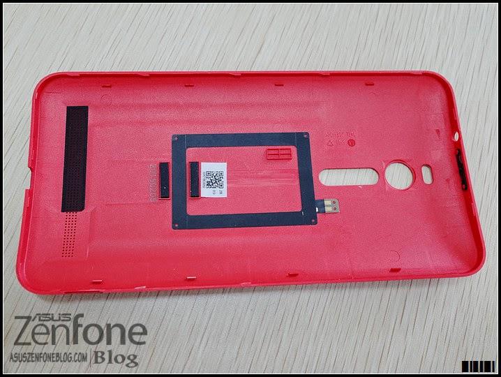 Asus Zenfone 2 bản màu đỏ 9