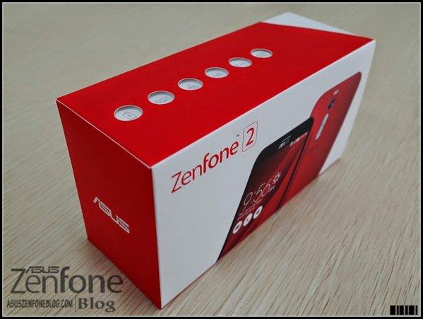 Asus Zenfone 2 bản màu đỏ