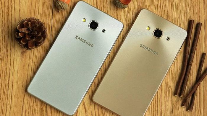 Thiết kế Samsung Galaxy J3 Pro