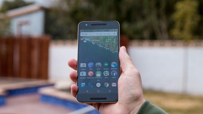 Huawei Nexus 6P màn hình 2K