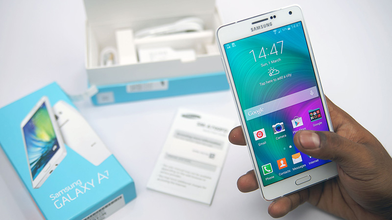 Samsung Galaxy A7 2015 1
