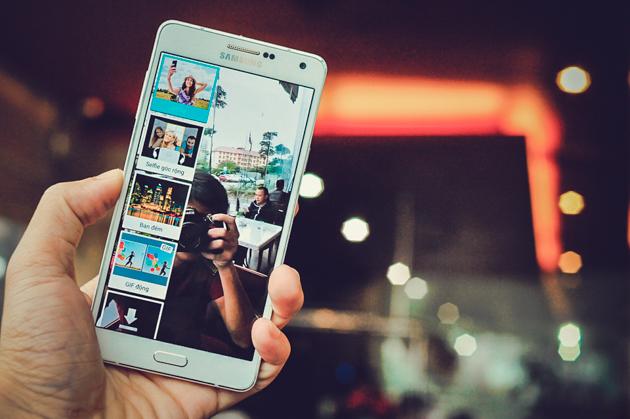 Samsung Galaxy A7 2015 8