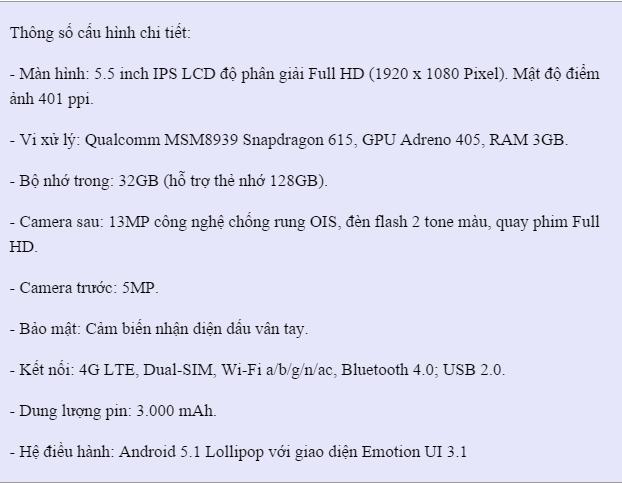 Huawei G7 Plus bán
