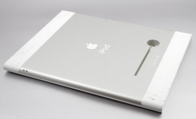 Một nguyên mẫu iPad.