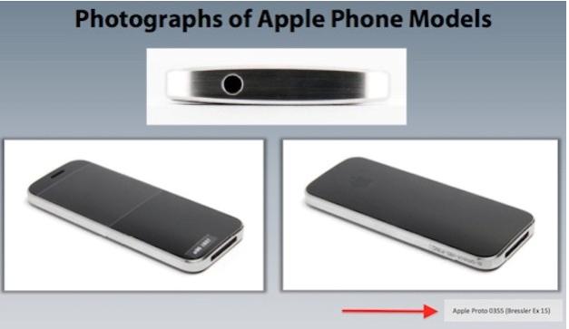 """Giờ đây, chúng ta có thể """"chiêm ngưỡng"""" nguyên mẫu iPhone cong hai mặt."""