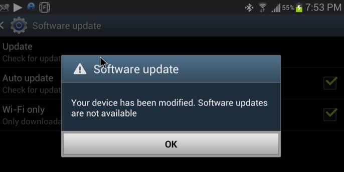 Những lỗi thường gặp trên Android Lollipop 7