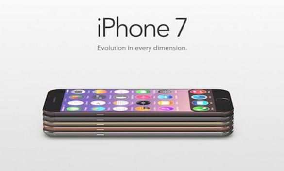 Táo Khuyết đang tiến hành phát triển 5 mẫu iPhone 7 khác nhau