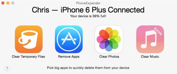 Phương pháp giải phóng dung lượng bộ nhớ cho iPhone