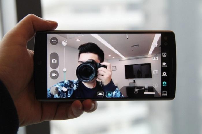 Top 6 smartphone selfie  3