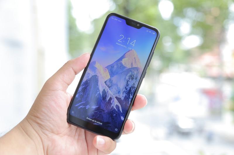 xiaomi redmi 6 pro màn hình tai thỏ