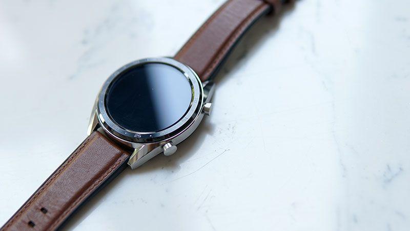 đồng hồ huawei watch gt thiết kế