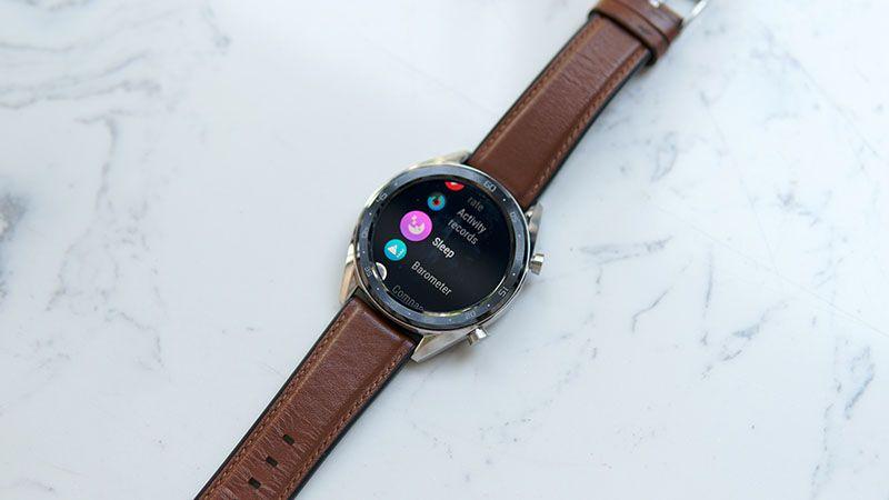 đồng hồ huawei watch gt tính năng