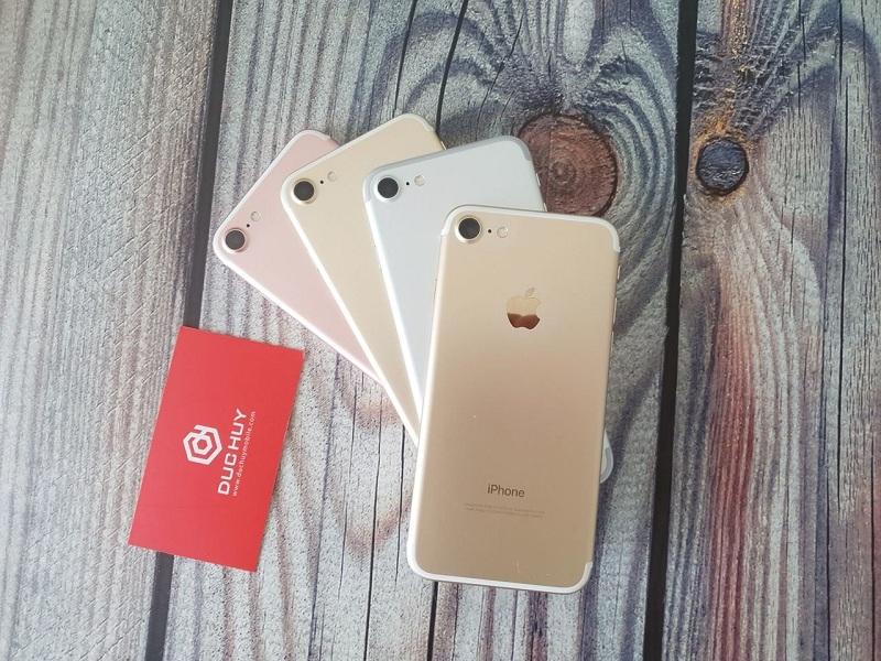 iPhone 7 đủ màu