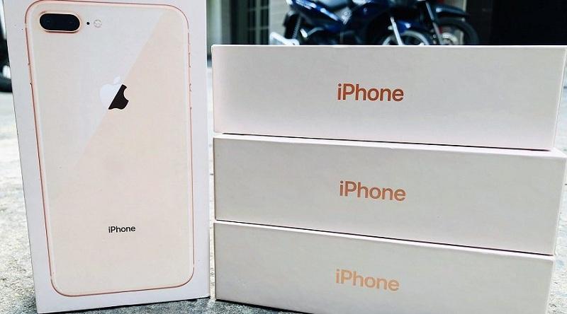 số lượng iPhone 8 Plus