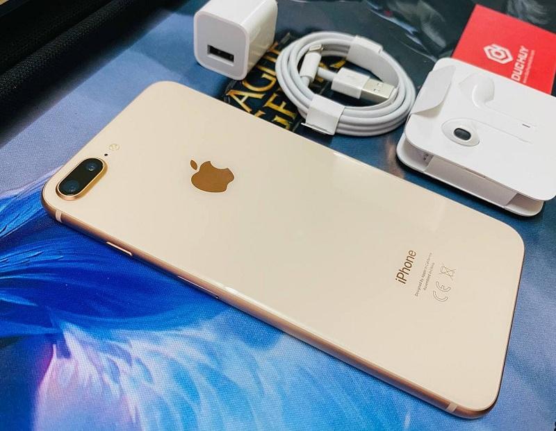 thiết kế iPhone 8 Plus