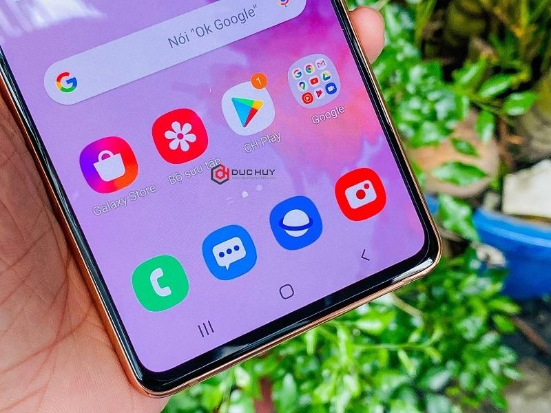 cấu hình Samsung Galaxy S20 FE