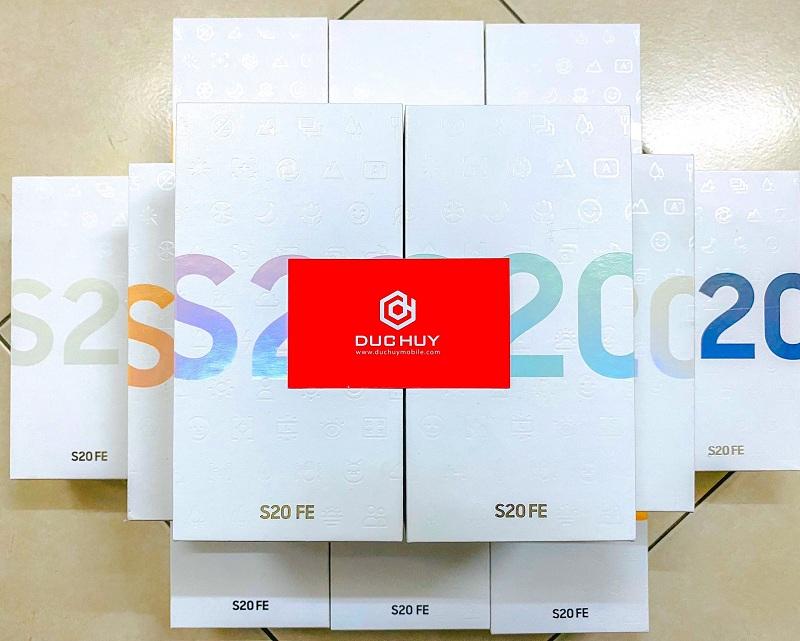 số lượng Samsung Galaxy S20 FE