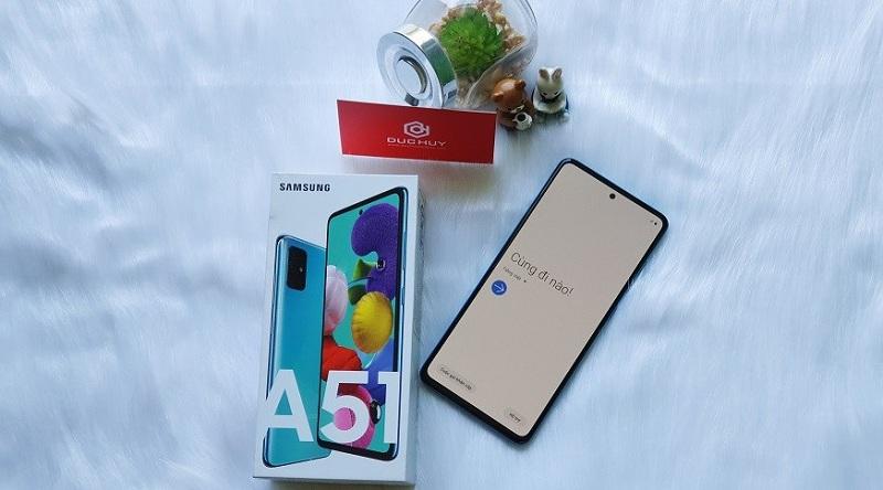màn hình Samsung Galaxy A51