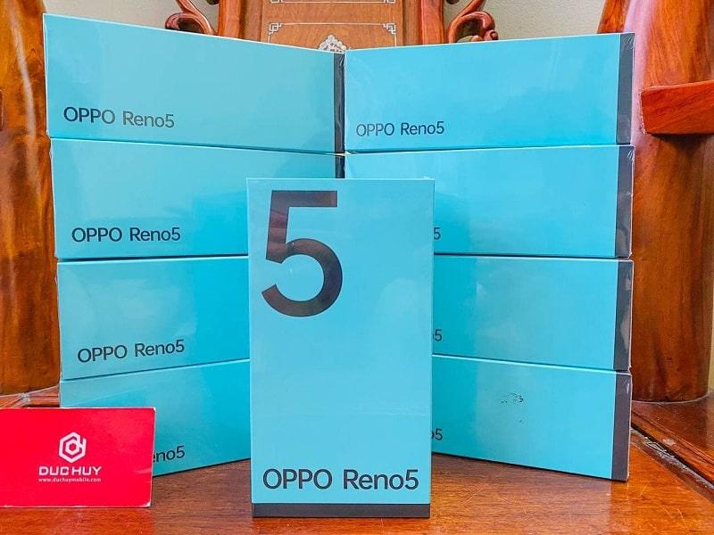 mua OPPO Reno5