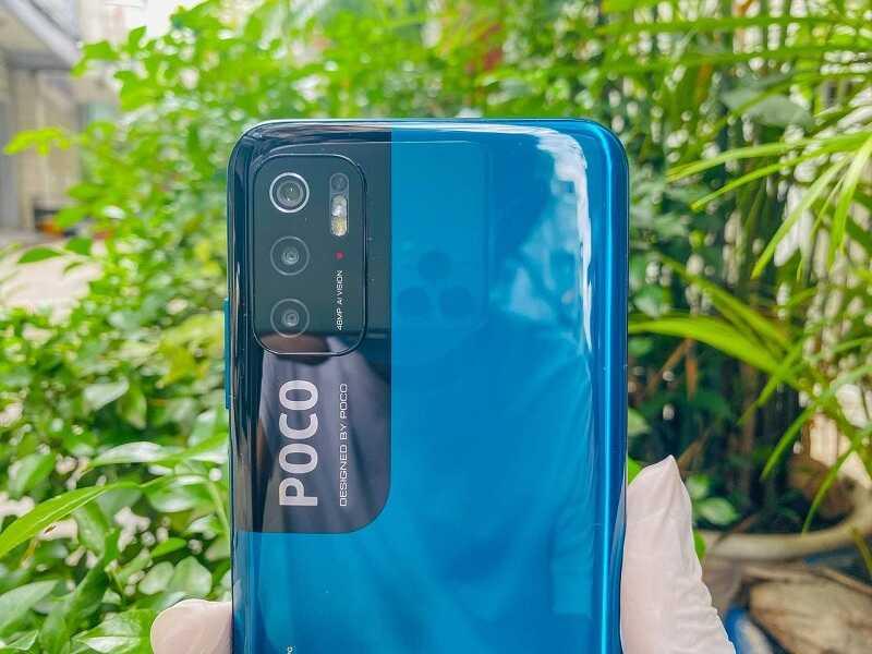 camera Xiaomi Poco M3 Pro 5G