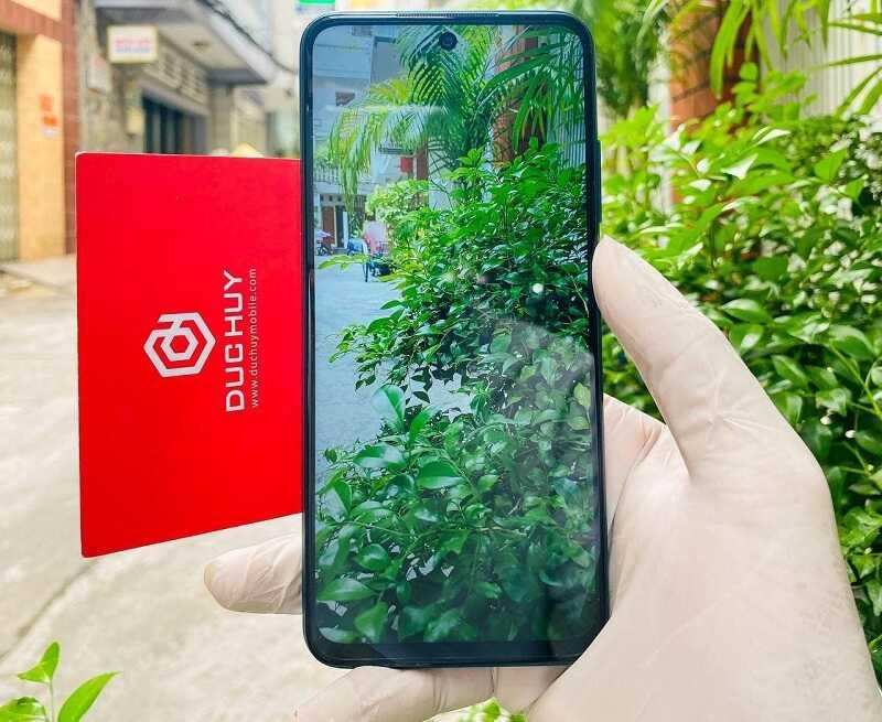 chụp ảnh Xiaomi Poco M3 Pro 5G
