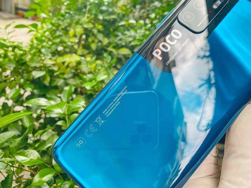 kích thước Xiaomi Poco M3 Pro 5G
