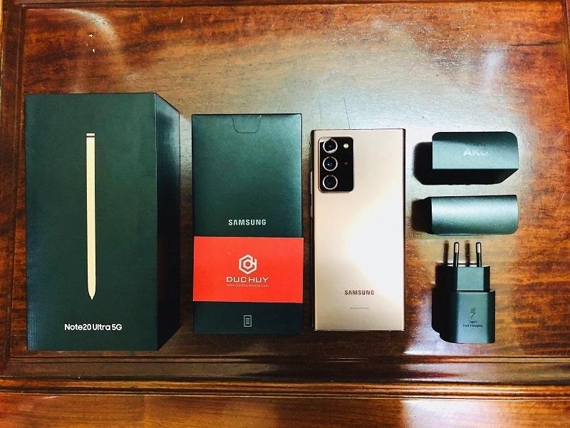 cấu hình Galaxy Note 20 Ultra 5G Mỹ