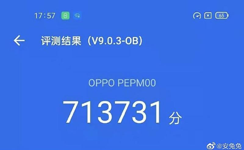 điểm hiệu năng OPPO Reno6 Pro