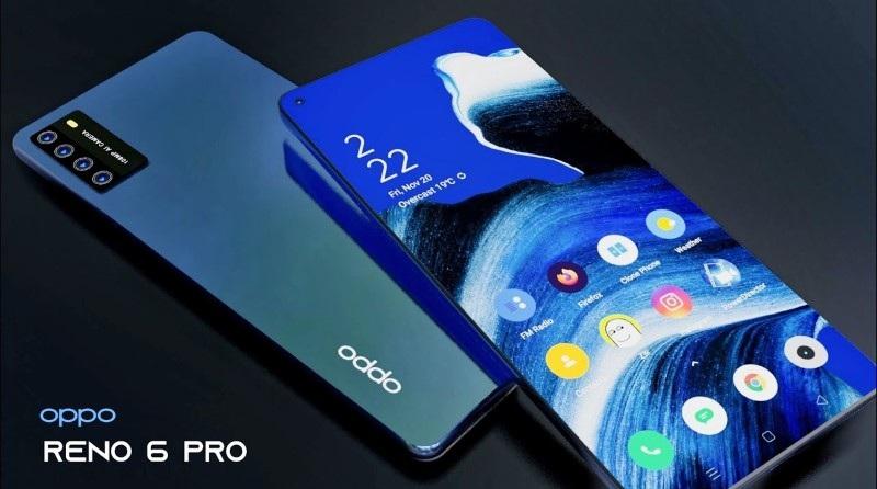 concept OPPO Reno6 Pro