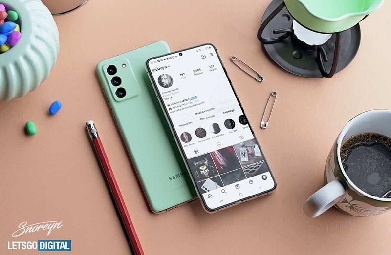 màn hình Samsung Galaxy S21 FE