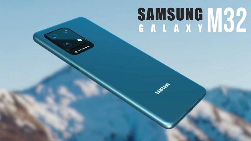 Ảnh concept Galaxy M32