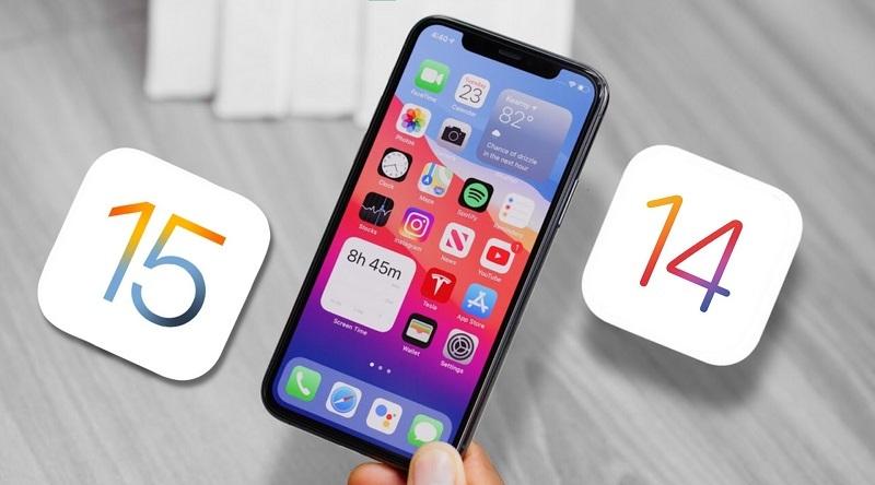 iOS 15 Beta 1 vs iOS 14.6