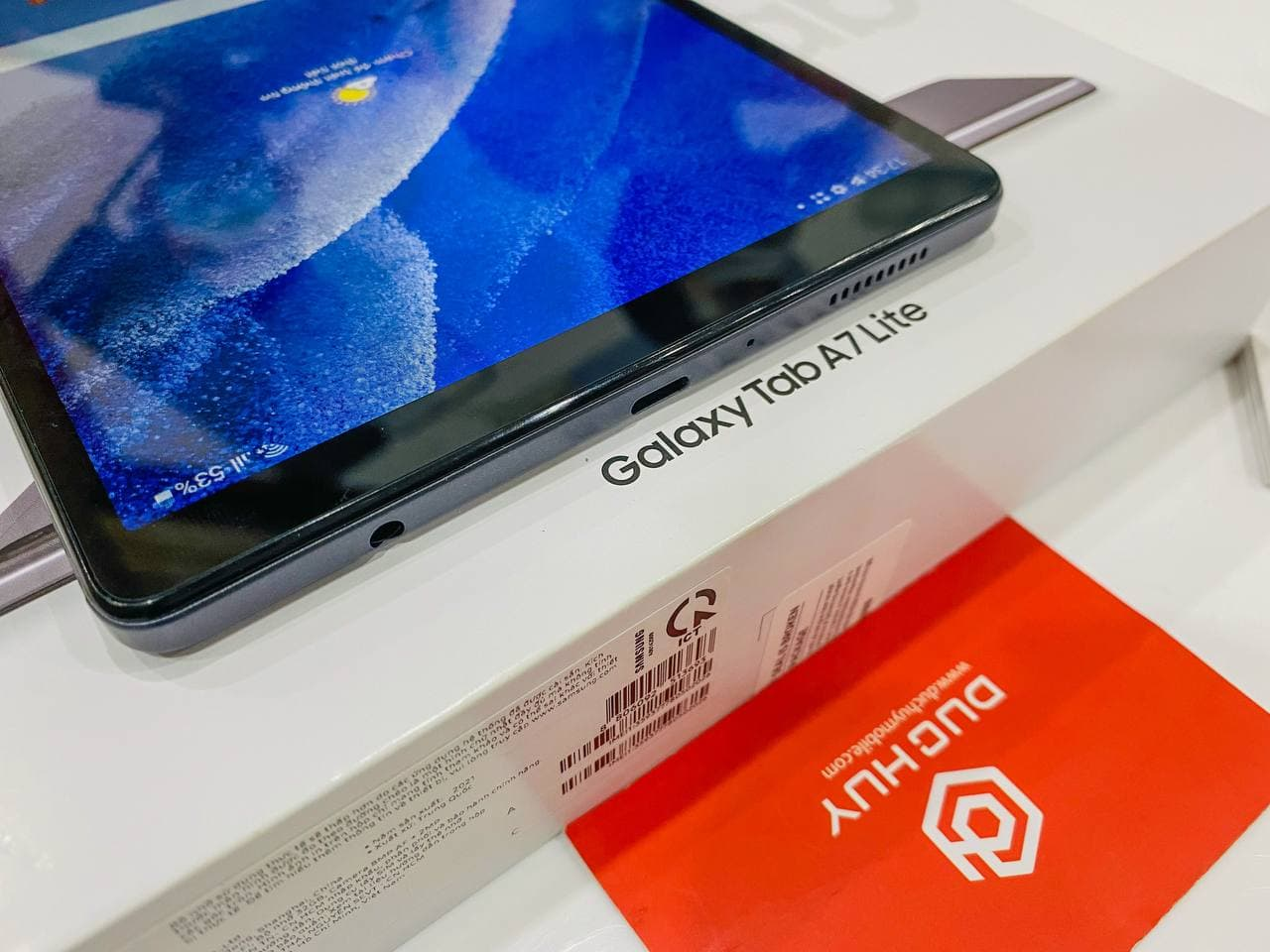 kết nối Samsung Galaxy Tab A7 Lite