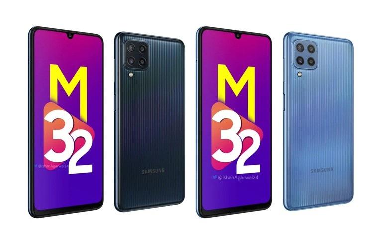 Samsung Galaxy M32 có mấy màu