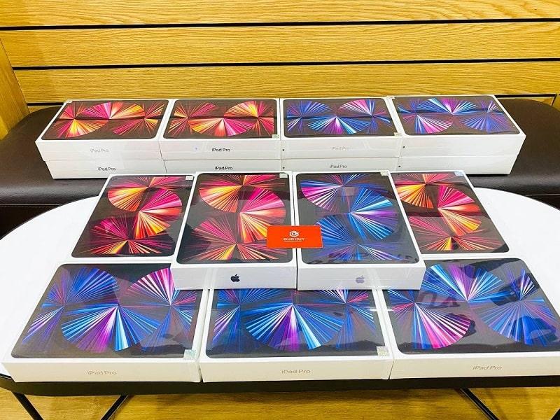 số lượng iPad Pro 11 2021 M1